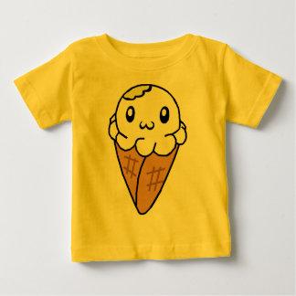 アイスクリーム ベビーTシャツ