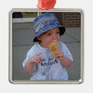 アイスクリーム! メタルオーナメント