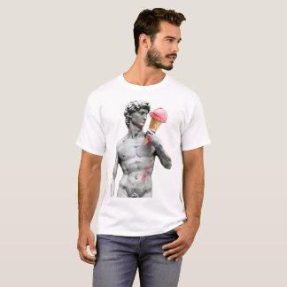 アイスクリーム- INCOGUTO Tシャツ