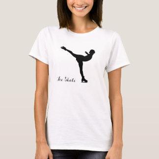 アイススケートして下さい Tシャツ