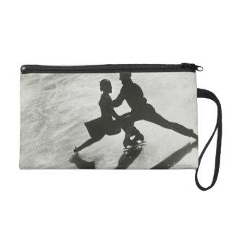 アイススケートのカップル リストレット
