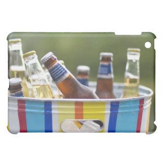 アイスペールのビールのボトル iPad MINI カバー