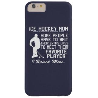 アイスホッケーのお母さん iPhone 6 PLUS ベアリーゼアケース