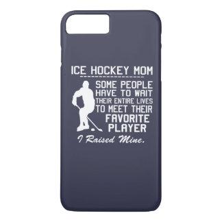 アイスホッケーのお母さん iPhone 7 PLUSケース