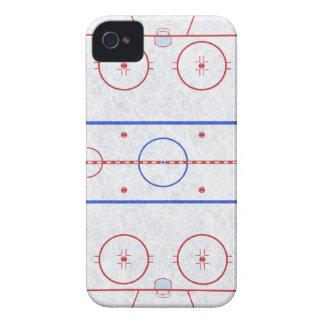 アイスホッケーのリンク Case-Mate iPhone 4 ケース
