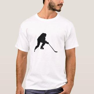 アイスホッケーのワイシャツ Tシャツ