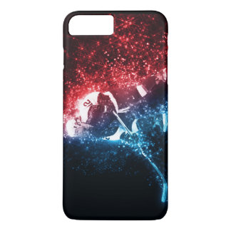 アイスホッケーの芸術の携帯電話カバー iPhone 7 PLUSケース
