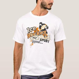 アイスホッケーのTシャツ Tシャツ