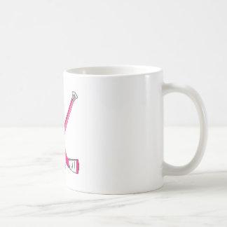 アイスホッケー用スティック コーヒーマグカップ