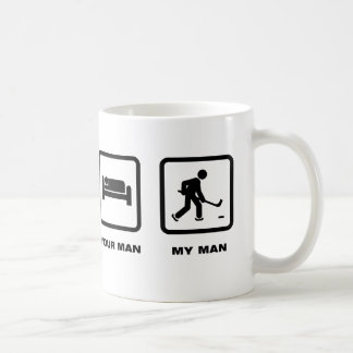 アイスホッケー コーヒーマグカップ