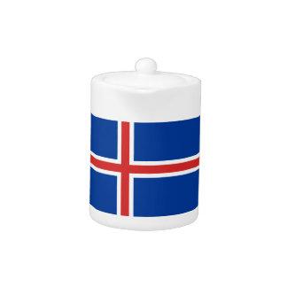 アイスランドの旗
