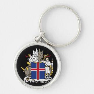 アイスランドの紋章 キーホルダー