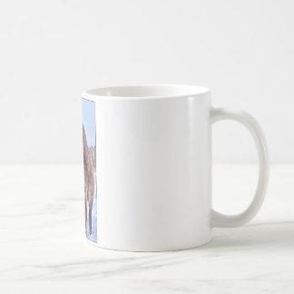 アイスランドの馬力 コーヒーマグカップ