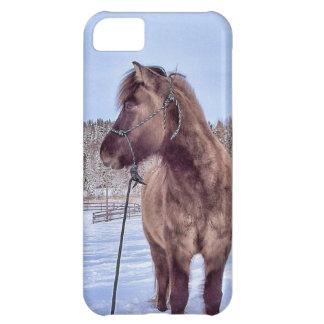 アイスランドの馬力 iPhone5Cケース