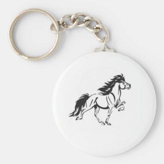 アイスランドの馬 キーホルダー