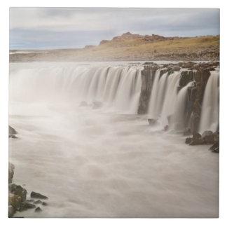 アイスランドのJokulsargljufurの国立公園。 眺めの タイル