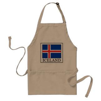 アイスランド スタンダードエプロン