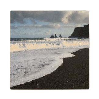 アイスランド。 南。 Vik I Myrdal ウッドコースター