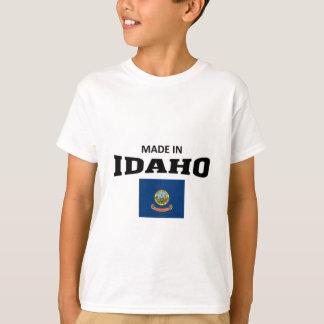アイダホで作られる Tシャツ