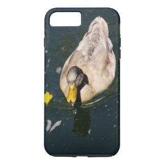 アイダホのアヒル iPhone 8 PLUS/7 PLUSケース