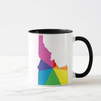アイダホのプライド。 斜め マグカップ
