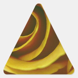 アイダホの南写真 三角形シール