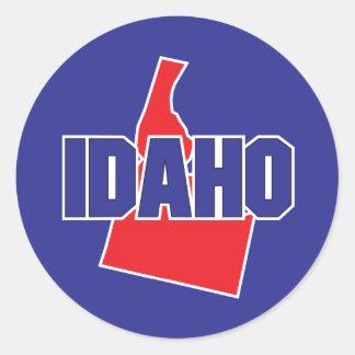 アイダホの国家 ラウンドシール