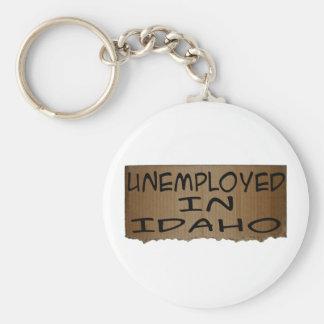 アイダホの失業者 キーホルダー