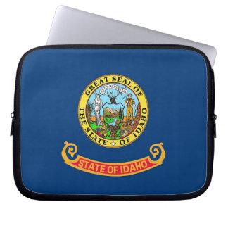 アイダホの州の旗のラップトップスリーブ ラップトップスリーブ