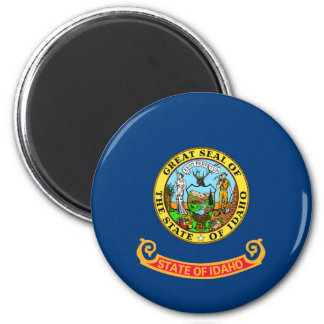 アイダホの州の旗統一されたなアメリカ共和国の記号 マグネット