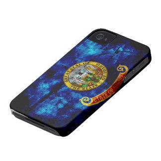 アイダホの擦り切れたな旗 Case-Mate iPhone 4 ケース