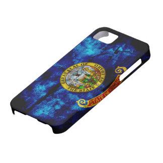 アイダホの擦り切れたな旗 iPhone SE/5/5s ケース