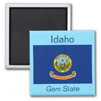 アイダホの旗の磁石 マグネット