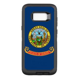 アイダホの旗 オッターボックスディフェンダーSamsung GALAXY S8+ ケース