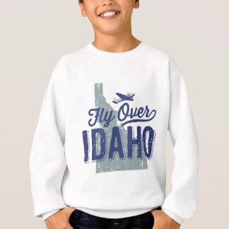 アイダホ上のはえ スウェットシャツ