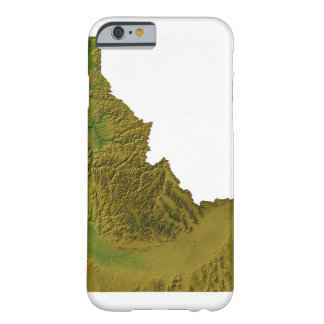 アイダホ2の地図 BARELY THERE iPhone 6 ケース