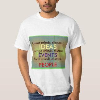 アイディアのイベントの人々2011年1月12日 Tシャツ