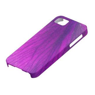 アイリス紫色 iPhone SE/5/5s ケース