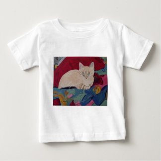 アイリス絵画 ベビーTシャツ