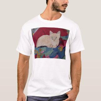 アイリス絵画 Tシャツ