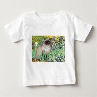 アイリス-ヒマラヤ猫7 ベビーTシャツ