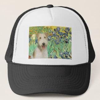 アイリス-ワイヤーフォックステリア犬#1 キャップ