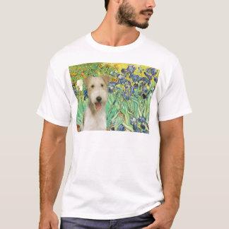 アイリス-ワイヤーフォックステリア犬#1 Tシャツ