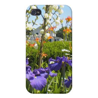 アイリスN Daylillies iphone 4ケース iPhone 4/4S カバー