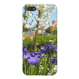 アイリスN Daylillies iPhone 5cケース iPhone 5 Case