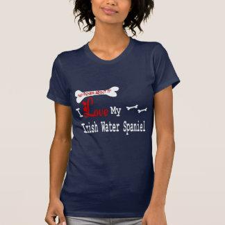 アイリッシュ・ウォーター・スパニエルのギフト Tシャツ