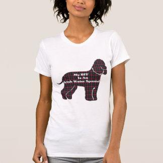アイリッシュ・ウォーター・スパニエルBFFのギフト Tシャツ
