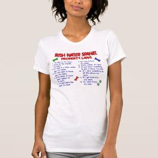 アイリッシュ・ウォーター・スパニエルPL2 Tシャツ