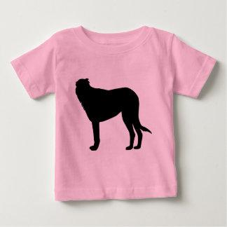 アイリッシュ・ウルフハウンドのギア ベビーTシャツ