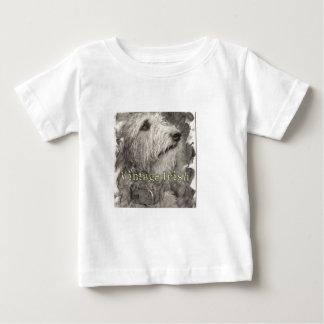 アイリッシュ・ウルフハウンドのヴィンテージのアイルランド語 ベビーTシャツ